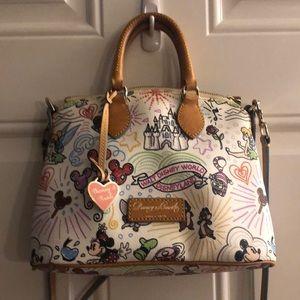 Disney Dooney and Bourke handbag